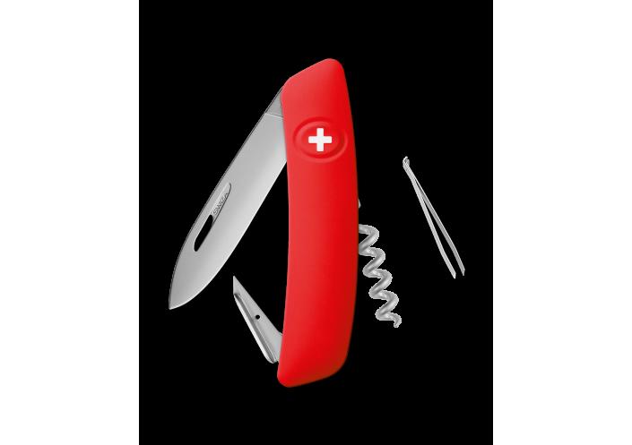 Swiza Swiss Knives Couteau suisse Swiza D01 Allmatt KNI.0016.1000 - Coutellerie du Jet d'eau