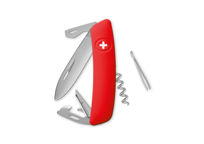 Swiza Swiss Knives Couteau suisse Swiza D03 Allmatt KNI.0036. - Coutellerie du Jet d'eau