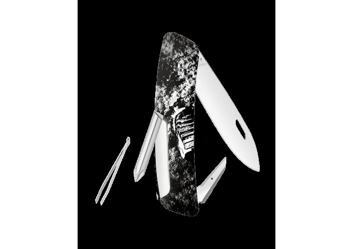 Swiza Swiss Knives Couteau suisse Swiza D02 Moonwalk 50 KNB.0020.MW50 - Coutellerie du Jet d'eau