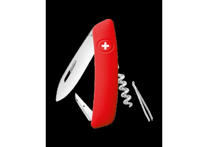 Swiza Swiss Knives Couteau suisse Swiza D01 Standard KNI.0010.1000 - Coutellerie du Jet d'eau