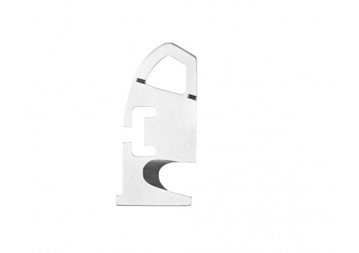 Opinel Couteau pliant Opinel Multifonctions N°12 Explore Orange (10 cm) 001974 - Coutellerie du Jet d'eau