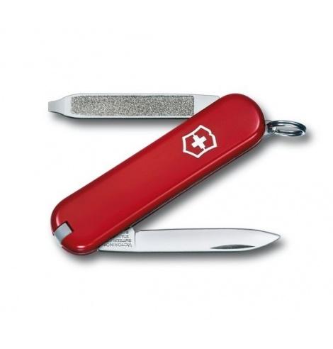 Victorinox Swiss Knives Couteau suisse Victorinox Escort 0.6123 - Coutellerie du Jet d'eau