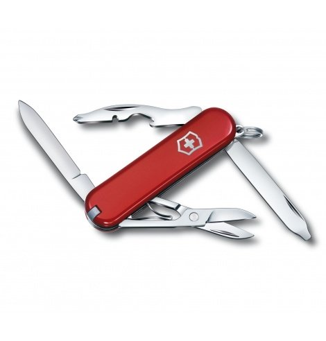 Couteau suisse Victorinox Rambler 0.6363 - Coutellerie du Jet d'eau