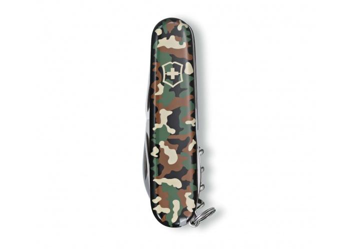 Couteau suisse Victorinox Spartan Camouflage 1.3603.94 - Coutellerie du Jet d'eau