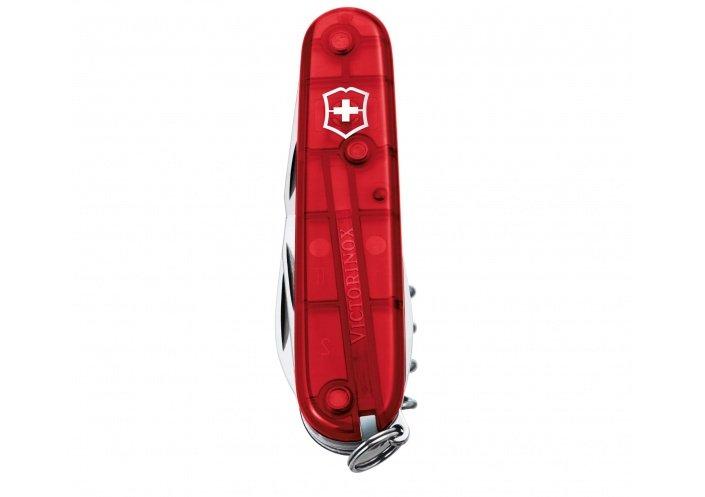 Victorinox Swiss Knives Couteau suisse Victorinox Spartan Transparent 1.3603.T - Coutellerie du Jet d'eau