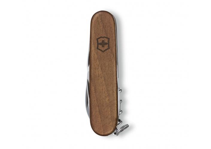 Victorinox Swiss Knives Couteau suisse Victorinox Spartan Wood 1.3601.63 - Coutellerie du Jet d'eau