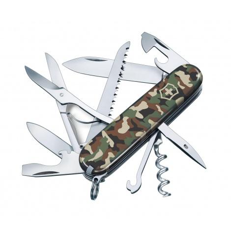 Victorinox Swiss Knives Couteau suisse Victorinox Huntsman Camouflage 1.3713.94 - Coutellerie du Jet d'eau