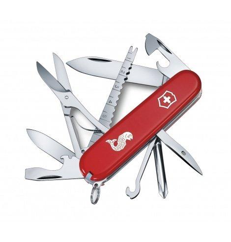 Victorinox Swiss Knives Couteau suisse Victorinox Fisherman 1.4733.72 - Coutellerie du Jet d'eau