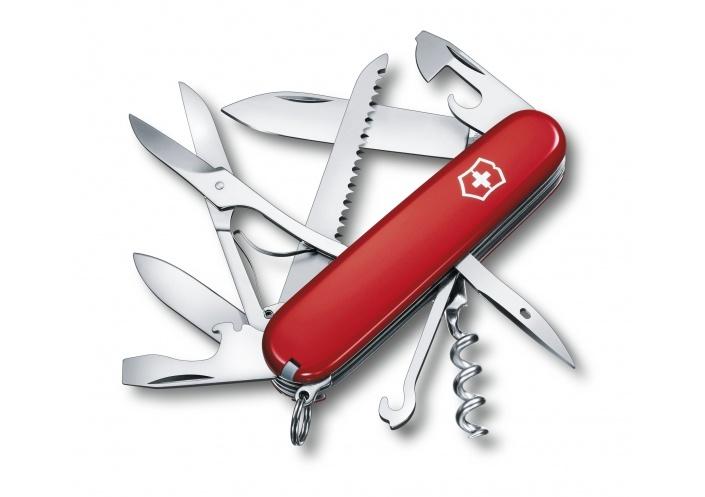 Victorinox Swiss Knives Couteau suisse Victorinox Huntsman 1.3713 - Coutellerie du Jet d'eau
