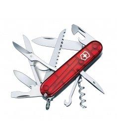 Victorinox Swiss Knives Couteau suisse Victorinox Huntsman Transparent 1.3713.T - Coutellerie du Jet d'eau