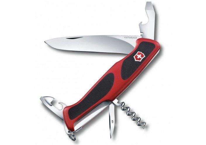 Victorinox Swiss Knives Couteau suisse Victorinox Ranger Grip 68 0.9553.C - Coutellerie du Jet d'eau