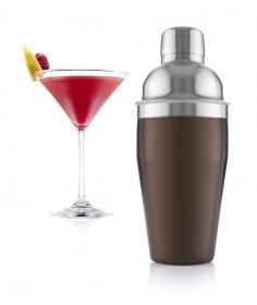 Vacuvin Shaker à cocktail en inox Vacuvin 7278425 - Coutellerie du Jet d'eau