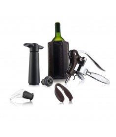 Vacuvin Coffret à vin Professionnel Vacuvin 7269002 - Coutellerie du Jet d'eau