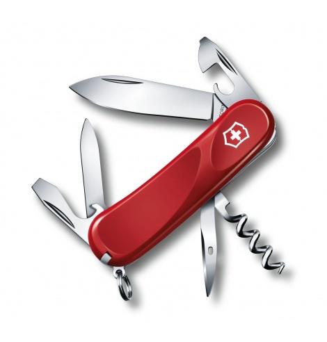 Victorinox Swiss Knives Couteau suisse Victorinox Evolution 10 2.3803.E - Coutellerie du Jet d'eau