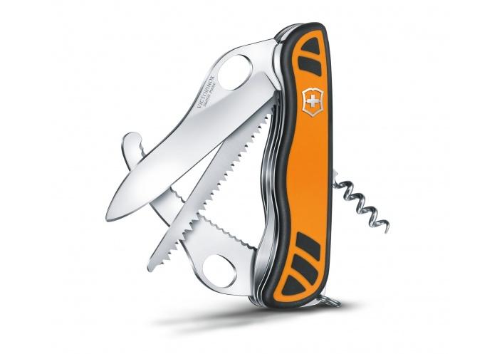 Victorinox Swiss Knives Couteau suisse Victorinox Hunter XT Grip 0.8341.MC9 - Coutellerie du Jet d'eau