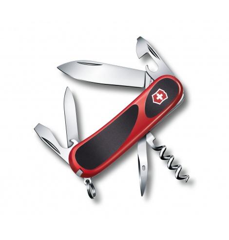 Victorinox Swiss Knives Couteau suisse Victorinox Evolution Grip 10 2.3803.C - Coutellerie du Jet d'eau