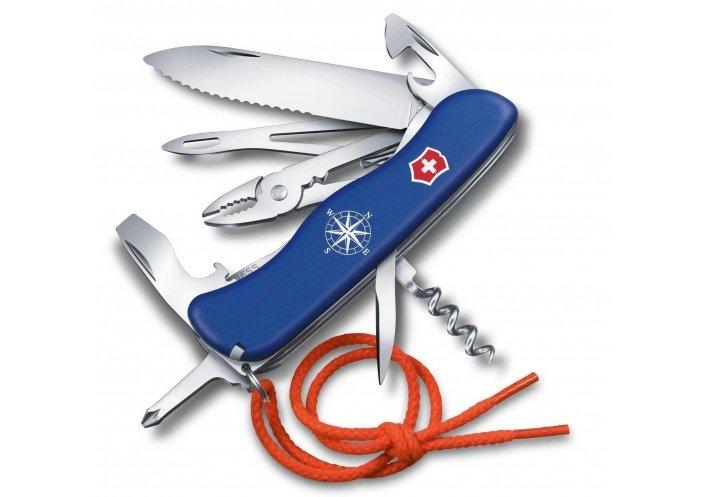 Victorinox Swiss Knives Couteau suisse Victorinox Skipper 0.8593.2W - Coutellerie du Jet d'eau