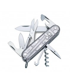 Victorinox Swiss Knives Couteau suisse Victorinox Climber SilverTech 1.3703.T7 - Coutellerie du Jet d'eau
