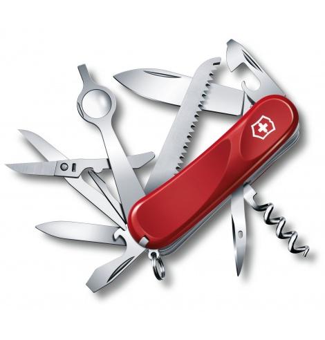 Victorinox Swiss Knives Couteau suisse Victorinox Evolution 23 2.5013.E - Coutellerie du Jet d'eau
