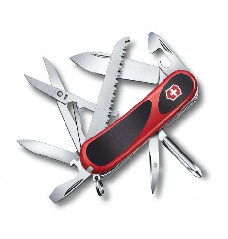 Victorinox Swiss Knives Couteau suisse Victorinox Evolution Grip 18 2.4913.C - Coutellerie du Jet d'eau