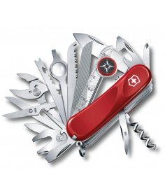 Victorinox Swiss Knives Couteau suisse Victorinox Evolution S54 2.5393.SE - Coutellerie du Jet d'eau