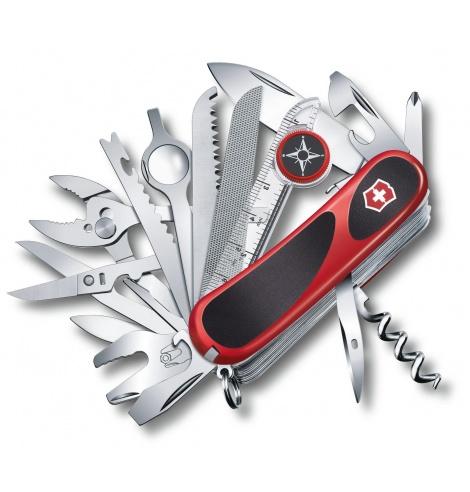 Victorinox Swiss Knives Couteau suisse Victorinox Evolution Grip S54 2.5393.SC - Coutellerie du Jet d'eau