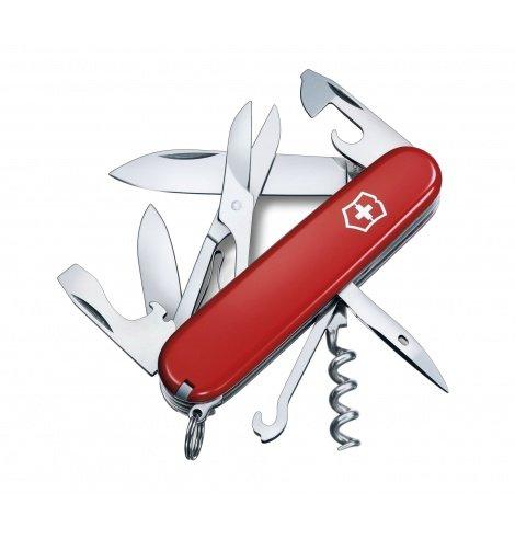 Victorinox Swiss Knives Couteau suisse Victorinox Climber 1.3703 - Coutellerie du Jet d'eau