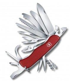 Victorinox Swiss Knives Couteau suisse Victorinox Work Champ XL 0.8564.XL - Coutellerie du Jet d'eau