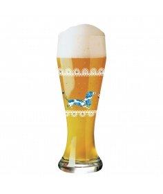 Ritzenhoff Verre à bière Ritzenhoff - Weizen - Teckel 1020238 - Coutellerie du Jet d'eau