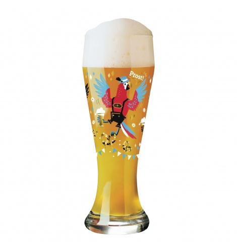 Ritzenhoff Verre à bière Ritzenhoff - Weizen - Prost 1020240 - Coutellerie du Jet d'eau