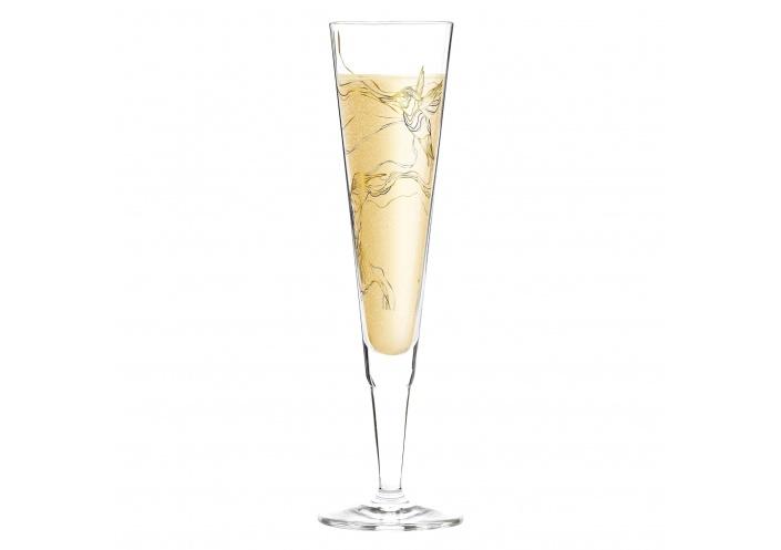 Ritzenhoff Flûte à champagne Ritzenhoff - Champus - Colibri 1070278 - Coutellerie du Jet d'eau