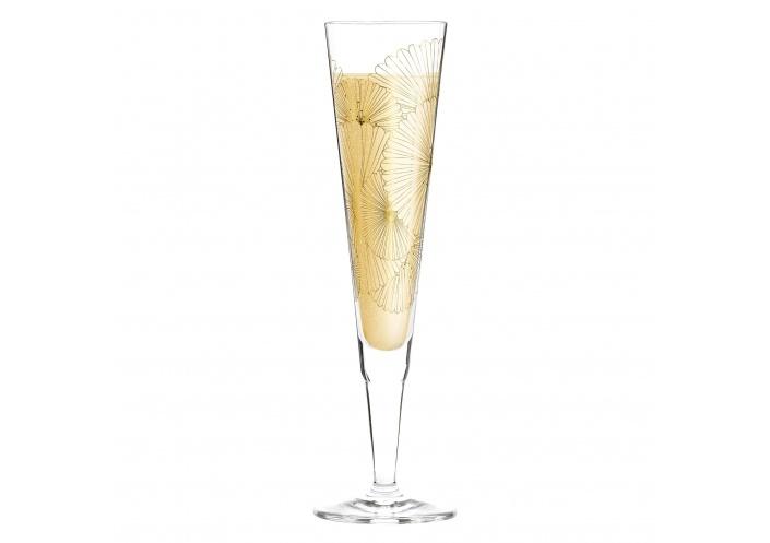 Ritzenhoff Flûte à champagne Ritzenhoff - Champus - Lanterne 1070280 - Coutellerie du Jet d'eau