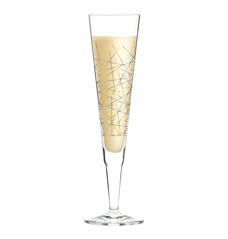 Ritzenhoff Flûte à champagne Ritzenhoff - Champus - Mikado 1070273 - Coutellerie du Jet d'eau