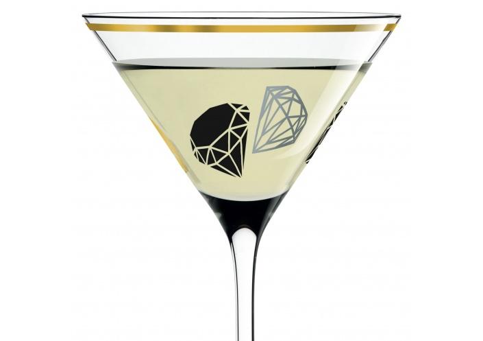 Ritzenhoff Verre à cocktails Ritzenhoff - Diamant 3580002 - Coutellerie du Jet d'eau