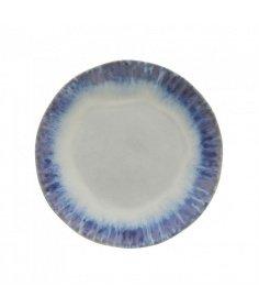 Costa Nova Set de 6 Assiettes plates Costa Nova Bleu (Ø 26.5 cm) GOP261BLUE - Coutellerie du Jet d'eau