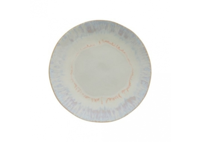 Costa Nova Set de 6 Assiettes plates Costa Nova Sable (Ø 26.5 cm) GOP261SAL - Coutellerie du Jet d'eau