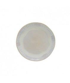Costa Nova Set de 6 Assiettes plates Costa Nova Sable (Ø 20.5 cm) GOP202SAL - Coutellerie du Jet d'eau