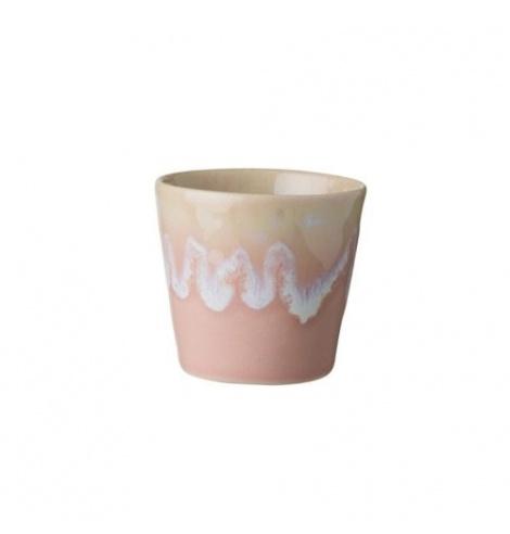 Costa Nova Lot de 6 gobelets à café Grespresso Costa Nova Rose LSC081PK - Coutellerie du Jet d'eau