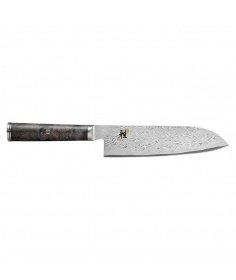 Miyabi Couteau Santoku Miyabi 5000MCD 67 (18 cm) 34404-181-0 - Coutellerie du Jet d'eau