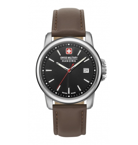 Swiss Military Hanowa Swiss Military Hanowa Swiss Recruit II Quartz 06-4230.7.04.007 - Coutellerie du Jet d'eau