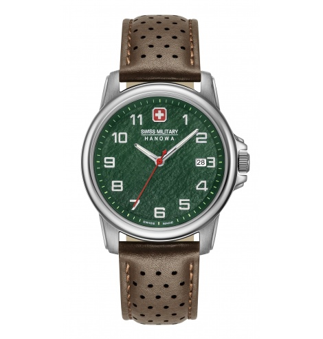 Swiss Military Hanowa Swiss Military Hanowa Swiss Rock Quartz 06-4231.7.04.006 - Coutellerie du Jet d'eau