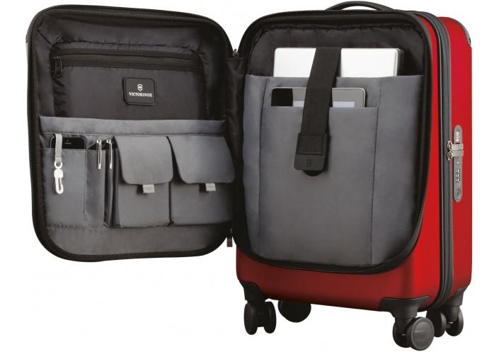 Victorinox Travel Gear Valise Victorinox Spectra Dual-Access Global Carry-On (32l.)  - Coutellerie du Jet d'eau