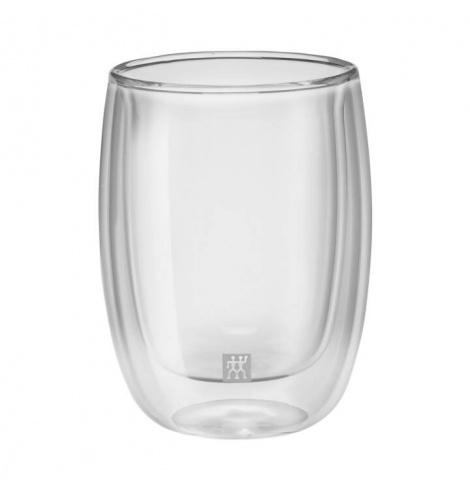 Zwilling J.A Henckels Set de 2 tasses à café Zwilling - Sorrento (20 cl) 39500-076-0 - Coutellerie du Jet d'eau