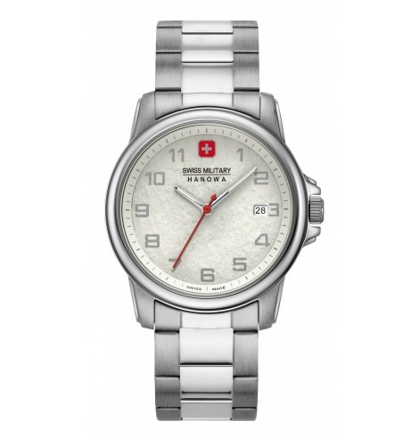 Swiss Military Hanowa Swiss Military Hanowa Swiss Rock Quartz 06-5231.7.04.001.10 - Coutellerie du Jet d'eau