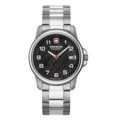 Swiss Military Hanowa Swiss Military Hanowa Swiss Rock Quartz 06-5231.7.04.007.10 - Coutellerie du Jet d'eau