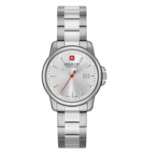 Swiss Military Hanowa Swiss Military Hanowa Swiss Recruit Lady II Quartz 06-7230.7.04.001.30 - Coutellerie du Jet d'eau