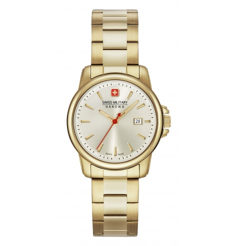 Swiss Military Hanowa Swiss Military Hanowa Swiss Recruit Lady II Quartz 06-7230.7.02.002 - Coutellerie du Jet d'eau