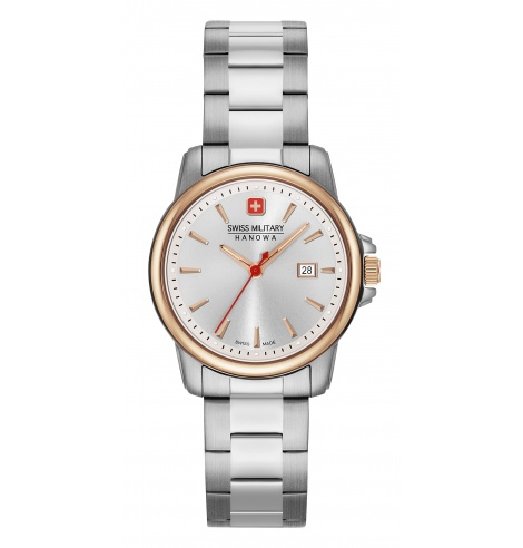 Swiss Military Hanowa Swiss Military Hanowa Swiss Recruit Lady II Quartz 06-7230.7.12.001 - Coutellerie du Jet d'eau