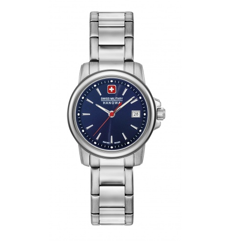 Swiss Military Hanowa Swiss Military Hanowa Swiss Recruit Lady II Quartz 06-7230N.04.003 - Coutellerie du Jet d'eau