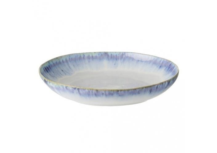Costa Nova Brisa Saladier Costa Nova Bleu (Ø 36.6 cm) GOS371BLUE - Coutellerie du Jet d'eau